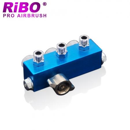 RiBO Adapters manifold A9-3