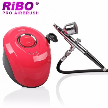 RiBO airbrush compressor HC-23 airbrush factory